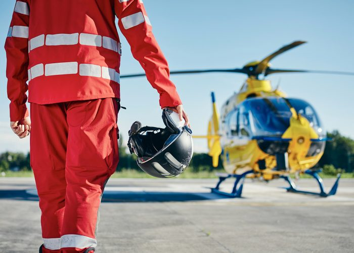 Air ambulance & ScotSTAR