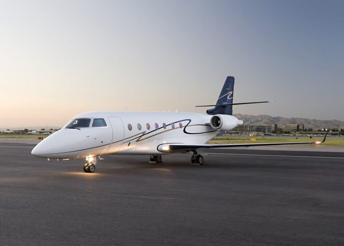 Gulfstream 250