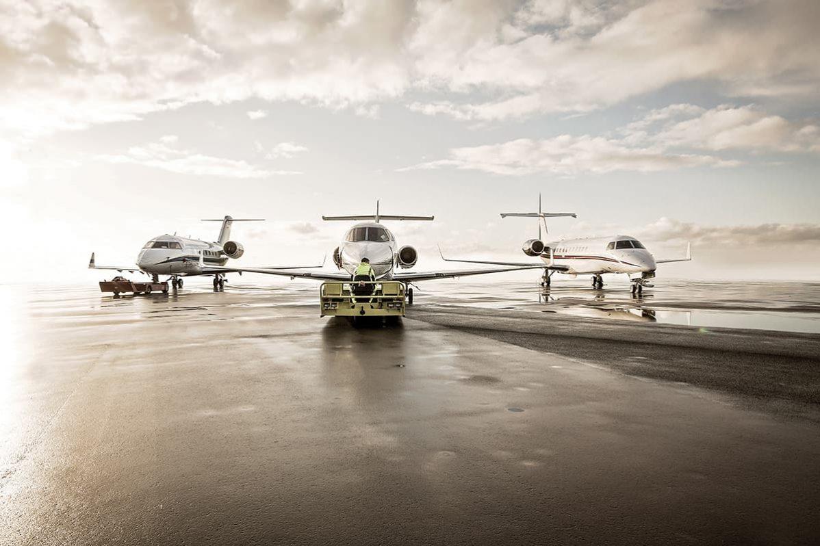 Brokers BAe Hawker, Bombardier Challenger, Bombardier Global