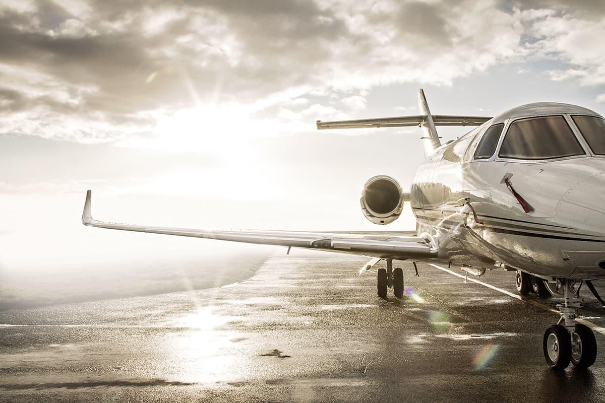 BAE Hawker 900XP