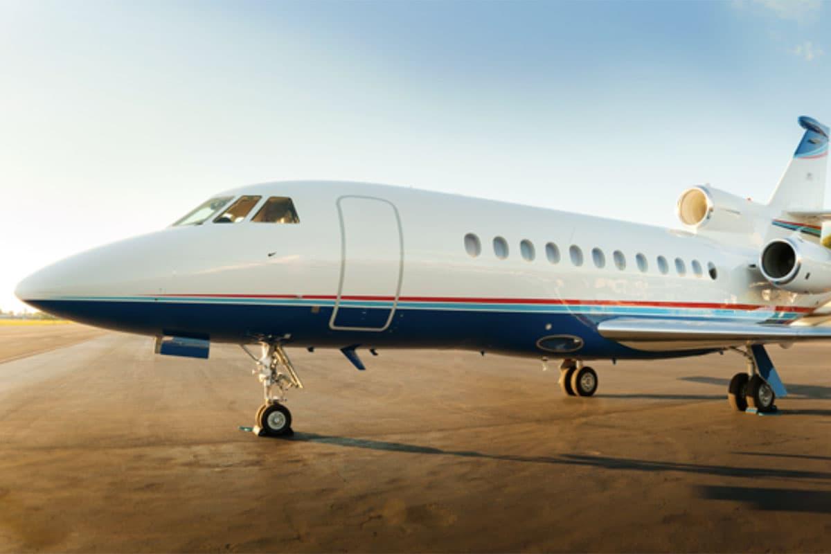 Dassault Falcon 900EX EASy