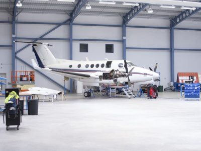 King Air engine maintenance offer strengthened