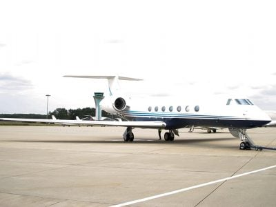 Hong Kong Gulfstream maintenance approval