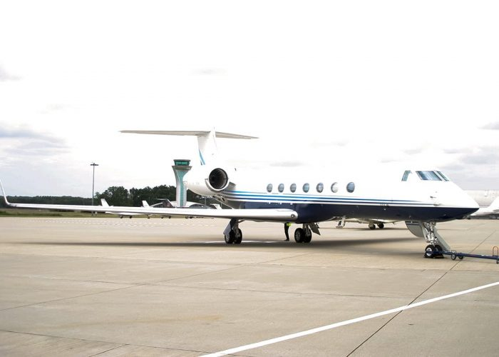 Gulfstream aviation support
