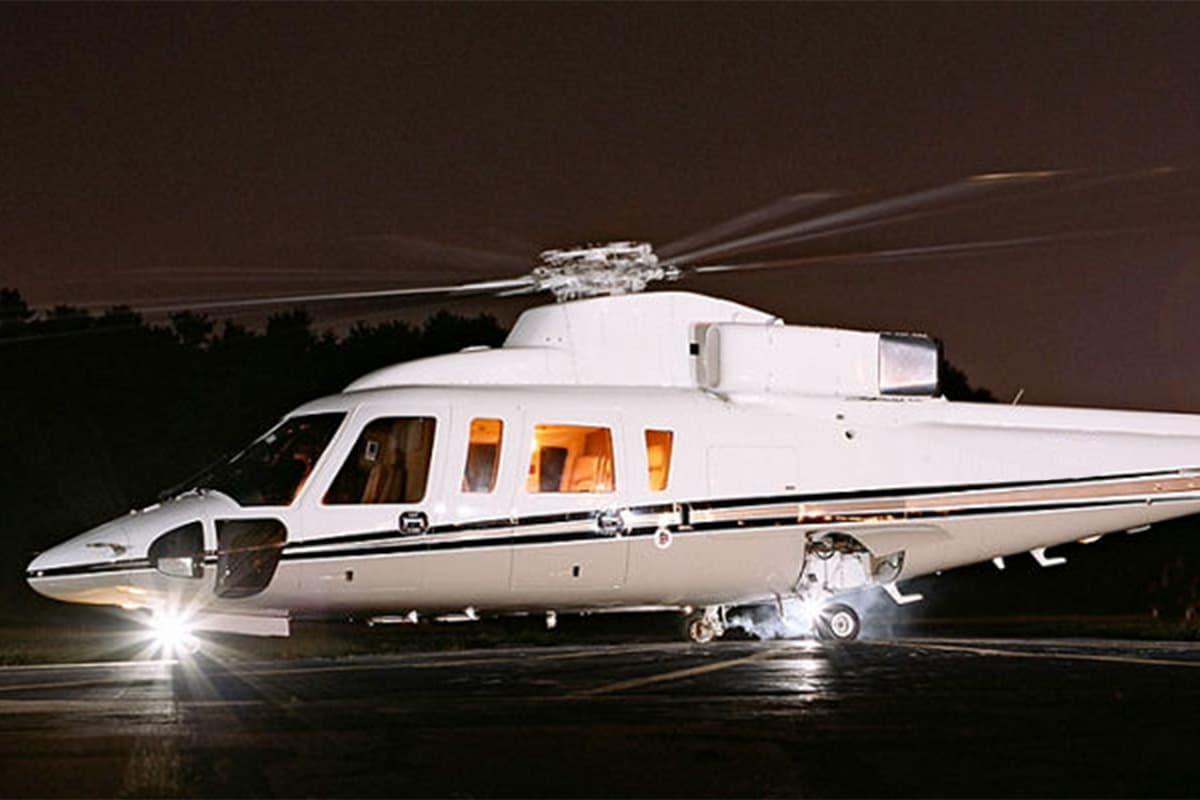 Sikorsky S76A/B/C