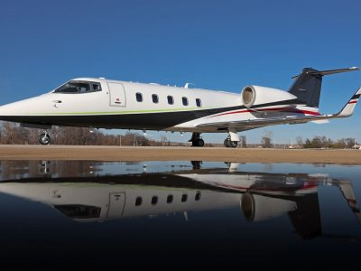 New private jet management contracts
