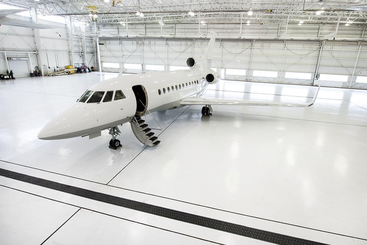 Falcon 900EX EASy
