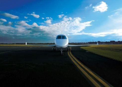 Gulfstream G100 1