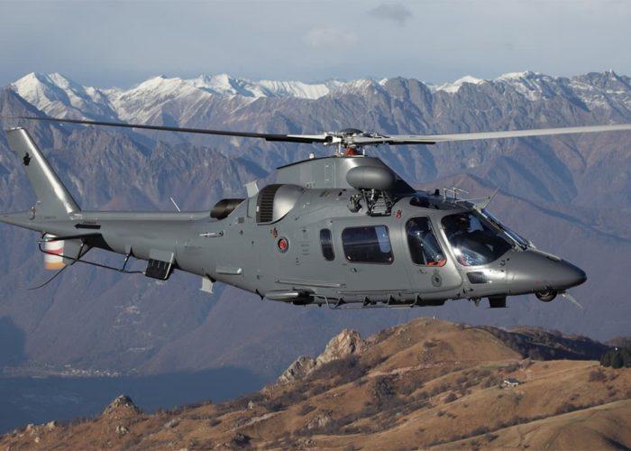 Agusta A109 series 1