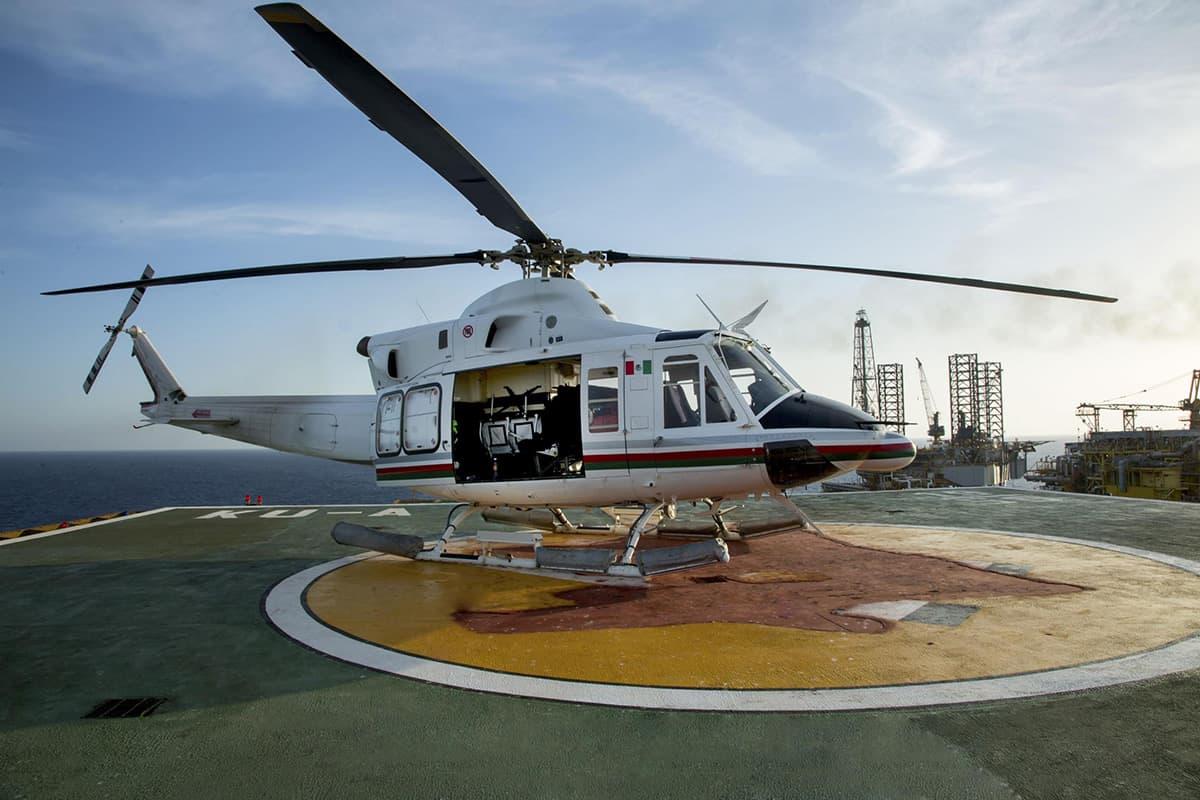 Bell 412 (Agusta AB412 series)