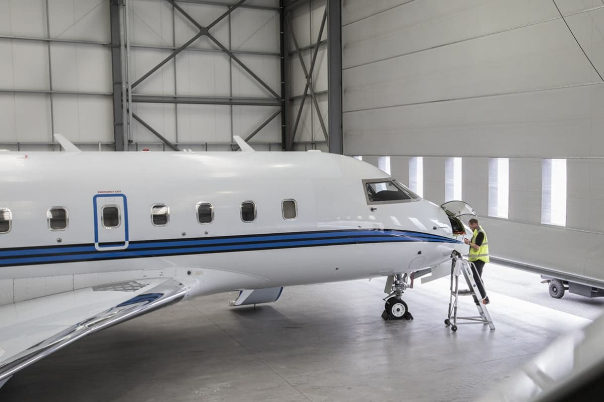 Hong Kong business jet maintenance. Collaboration formally opens.