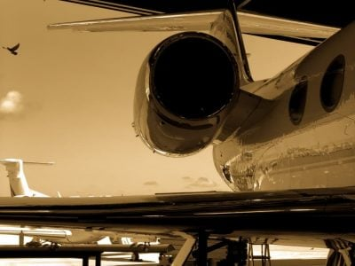 Considerations for companies buying a private jet