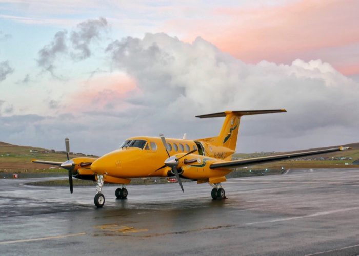 Aberdeen International Airport (EGPD) 1