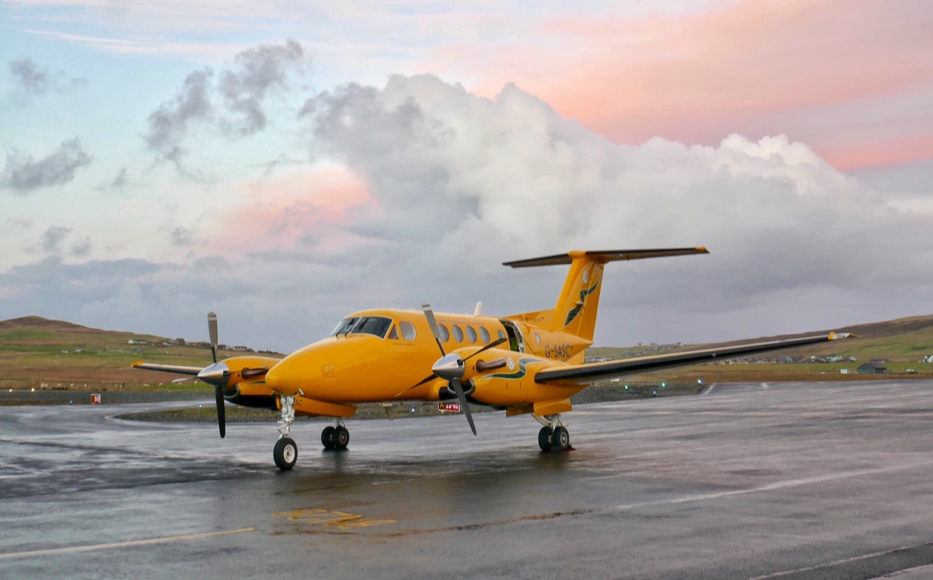 Beechcraft King Air 200 series