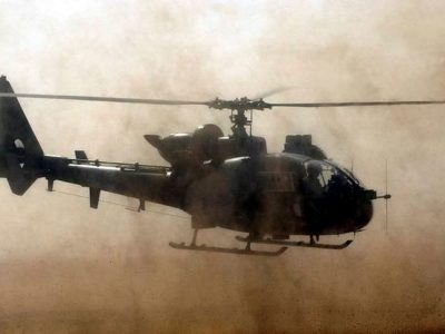 AH-1 Gazelle avionics design contract