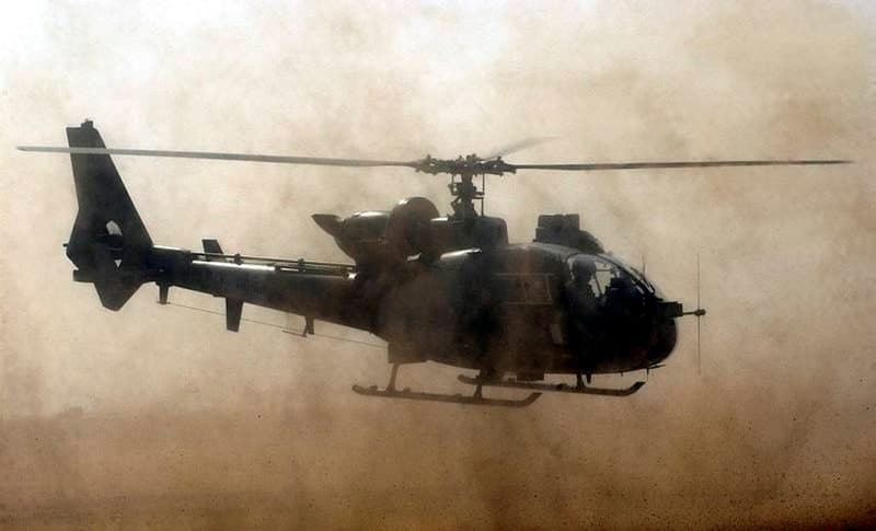 Military civil aviation maintenance programs from Gama Aviation