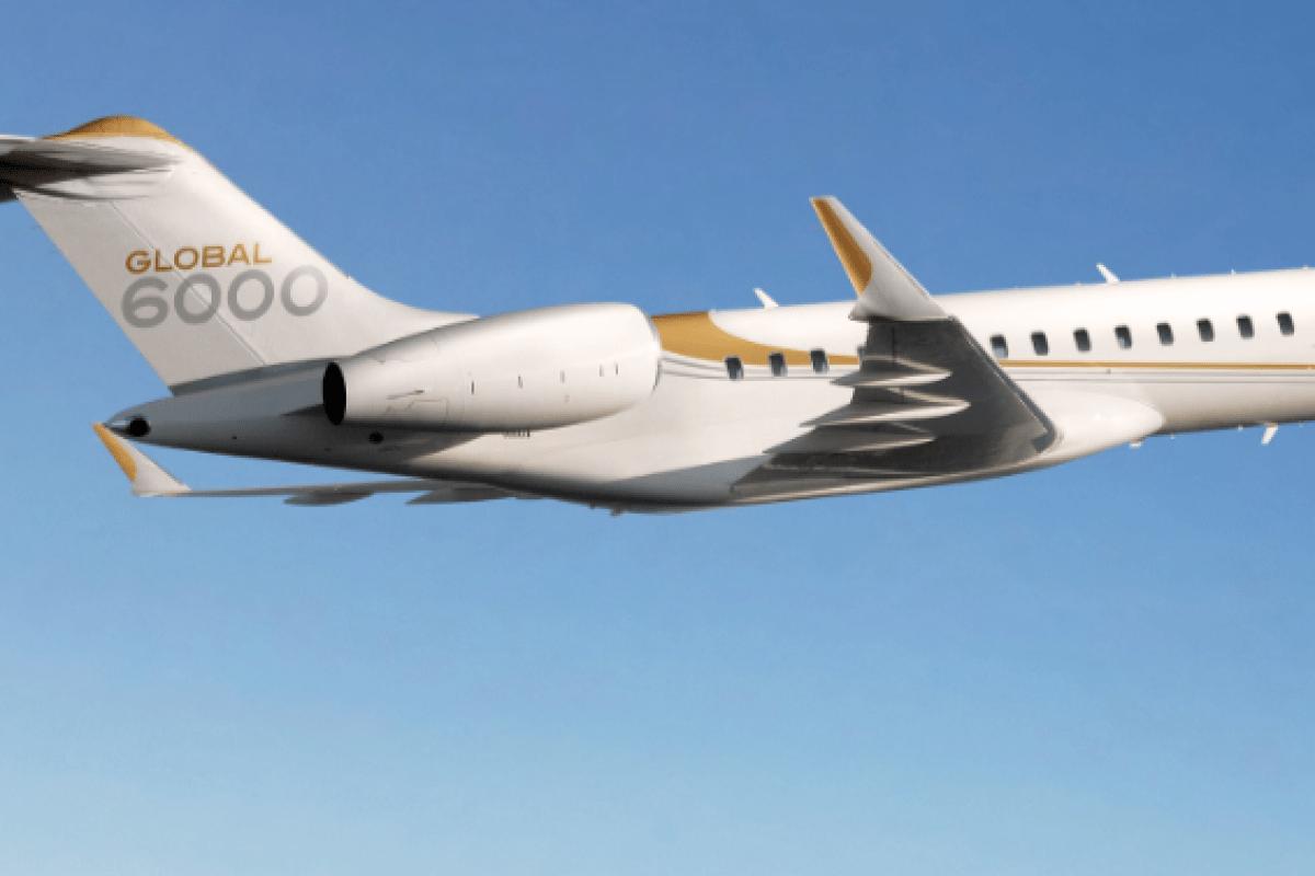 Bombardier Global 6000 enters Asia fleet