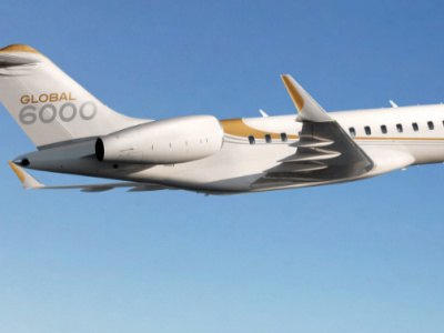 Gama Aviation Europe adds Bombardier Global 6000 to its managed fleet.