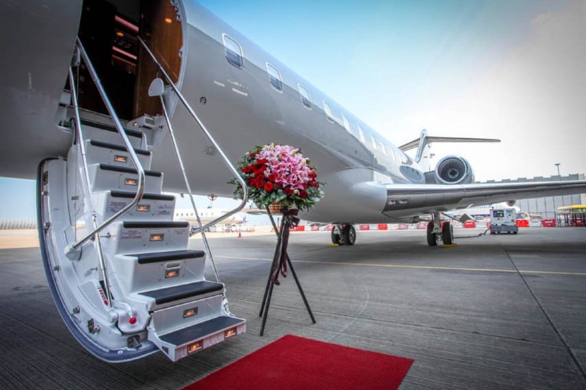 Bombardier Global 6000 enters Asia fleet 1