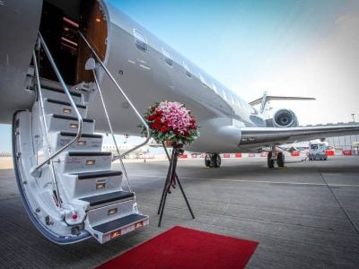 Hong Kong Bombardier Global 6000 enters Asia fleet