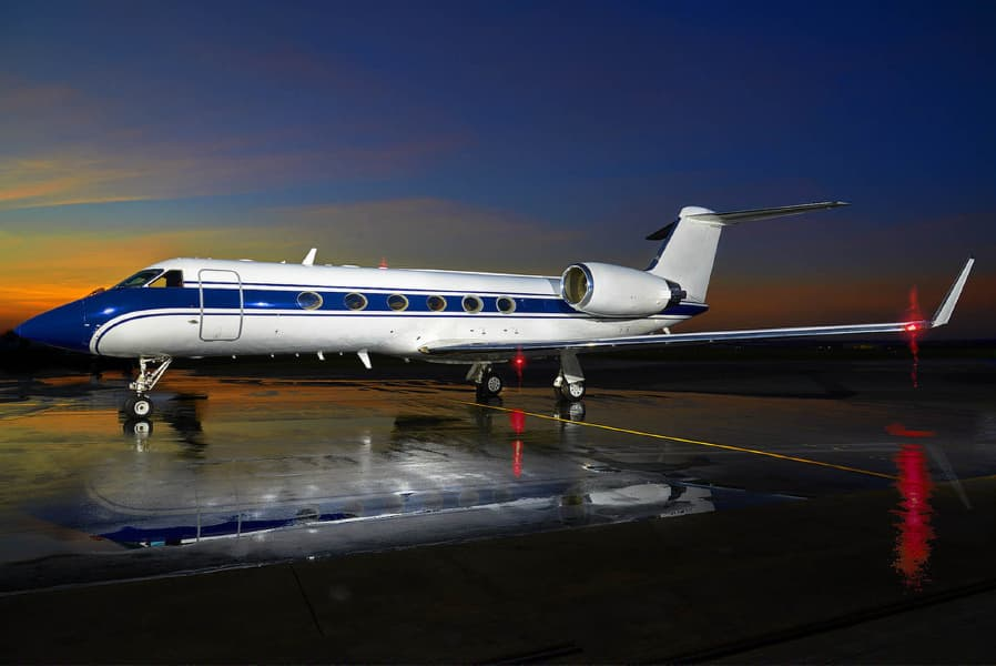Gulfstream IV/IV-SP