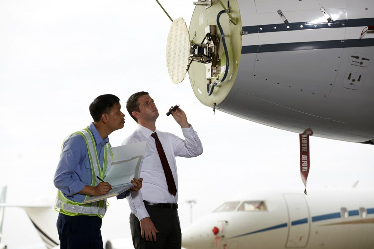 Private jet aircraft management in Asia