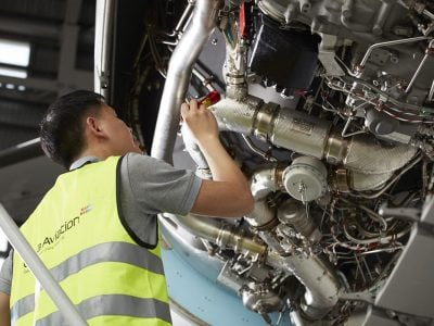 Gama Aviation appoints Richard Dam to lead its MRO growth in Asia