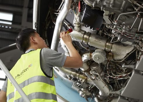 Aircraft maintenance 1