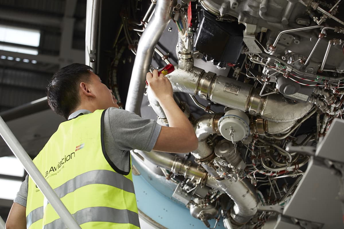 Aircraft maintenance 1