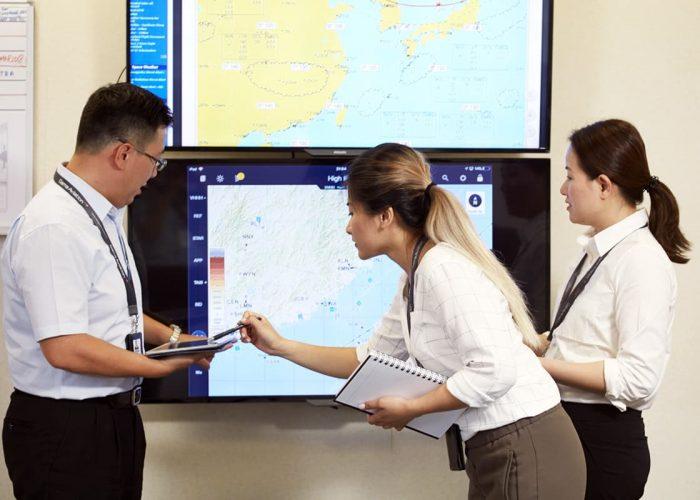 Aircraft management 4