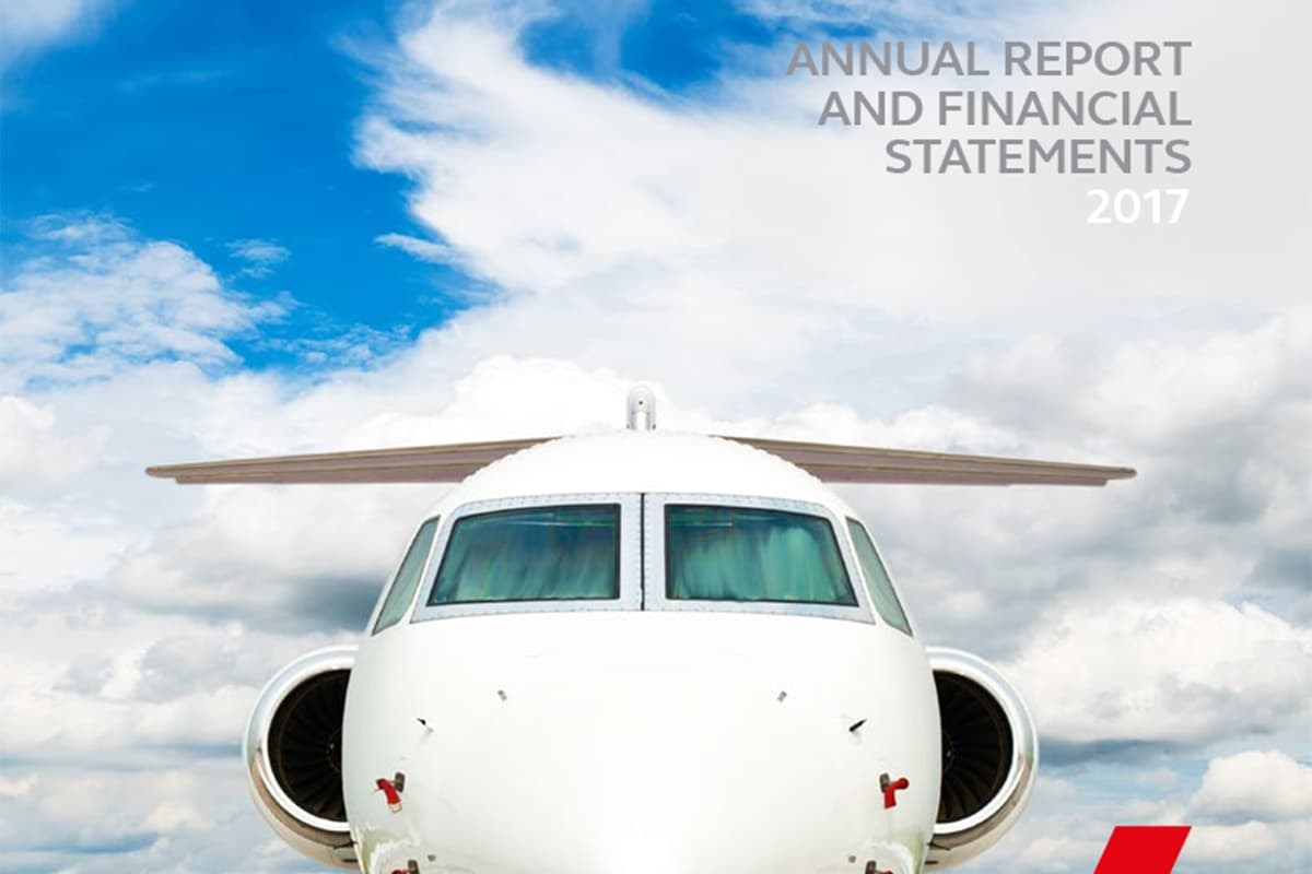 Annual Report Gama Aviation