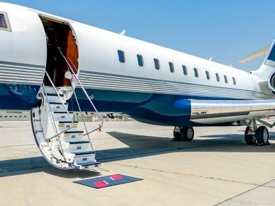 Book private jet charter