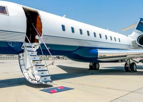 Private jet charter quote 1