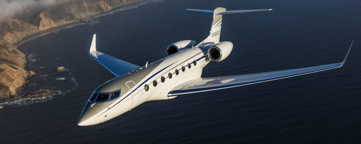 Gulfstream G650ER 1