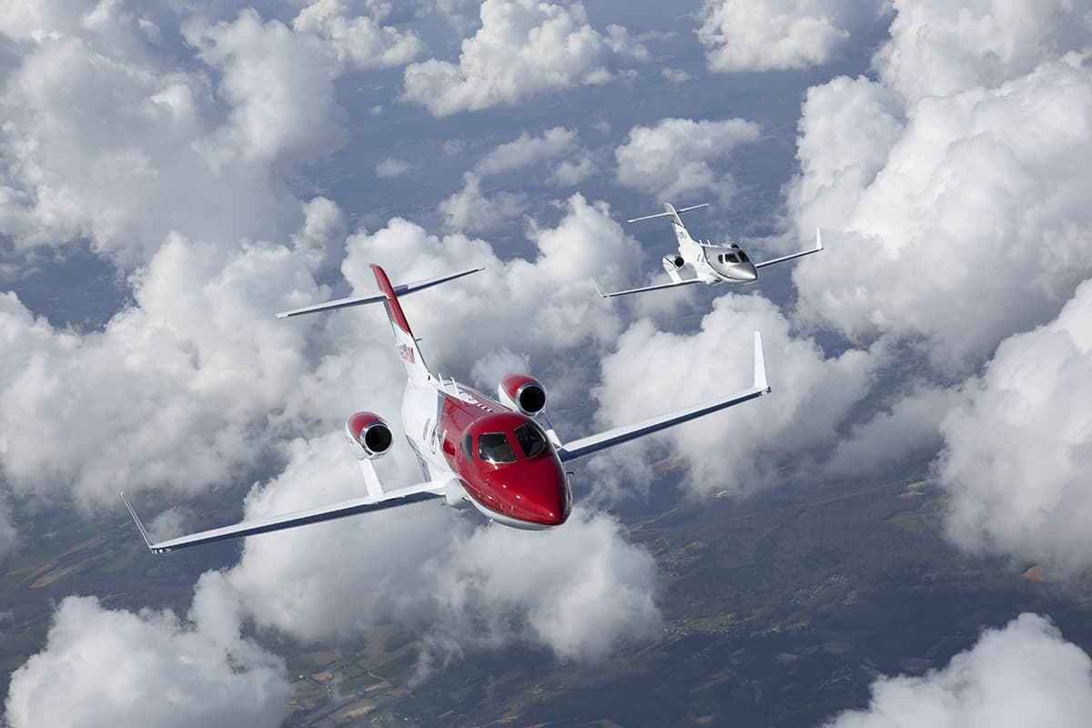 Gama Aviation Signature adds two new HondaJets to fleet