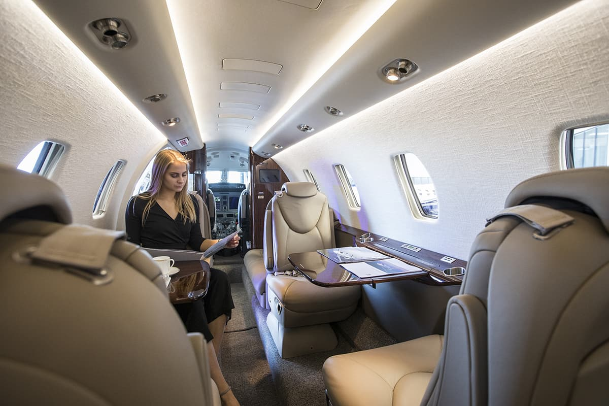Citation 560 XLS