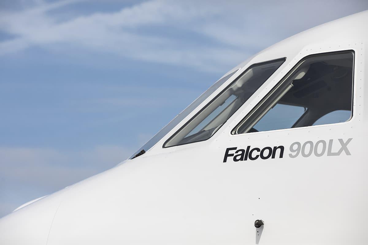 Dassault Falcon 900 series