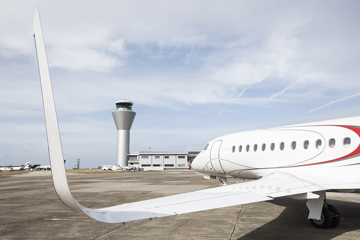 Dassault Falcon 900 Series EX EASy 1