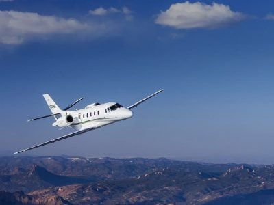 Gama Aviation adds Cessna Citation XLS+ to its European fleet