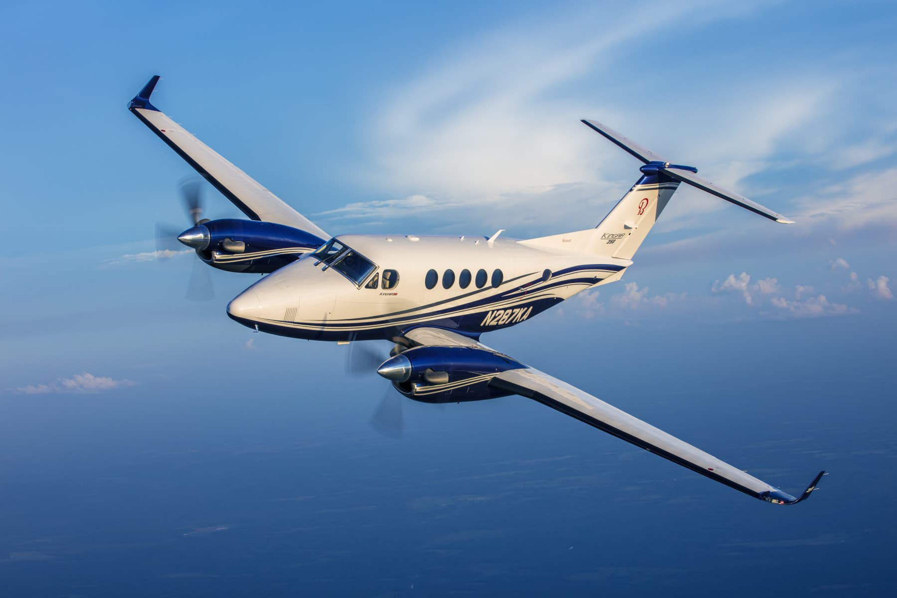 Beechcraft King Air 250 1