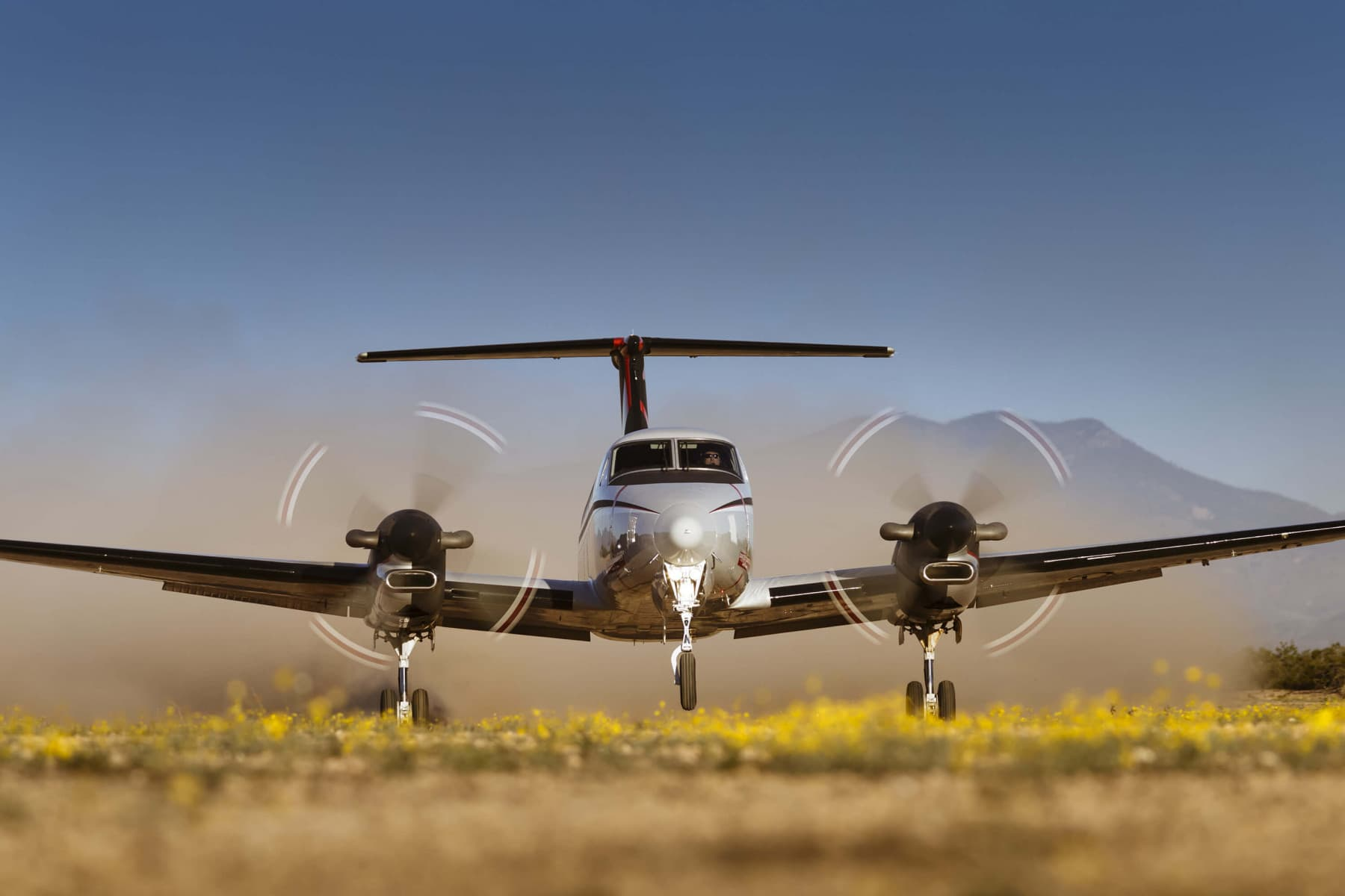 Beechcraft King Air 350ER 3