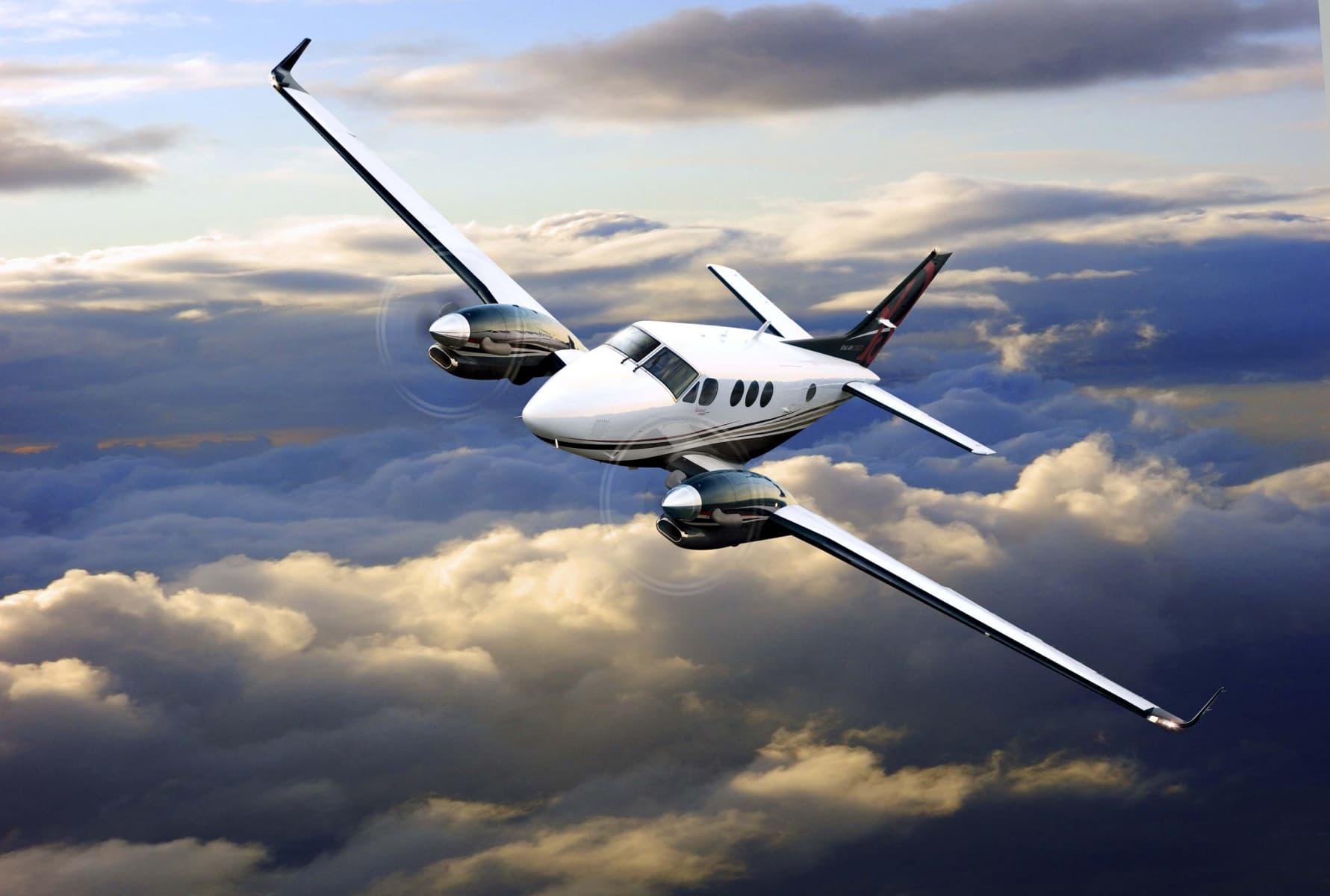 Beechcraft King Air C90GTx