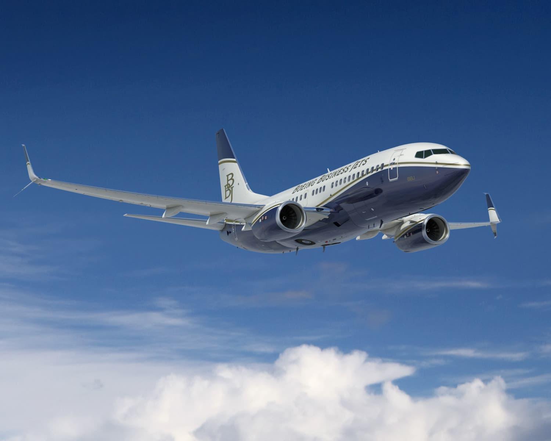 Boeing BBJ 737