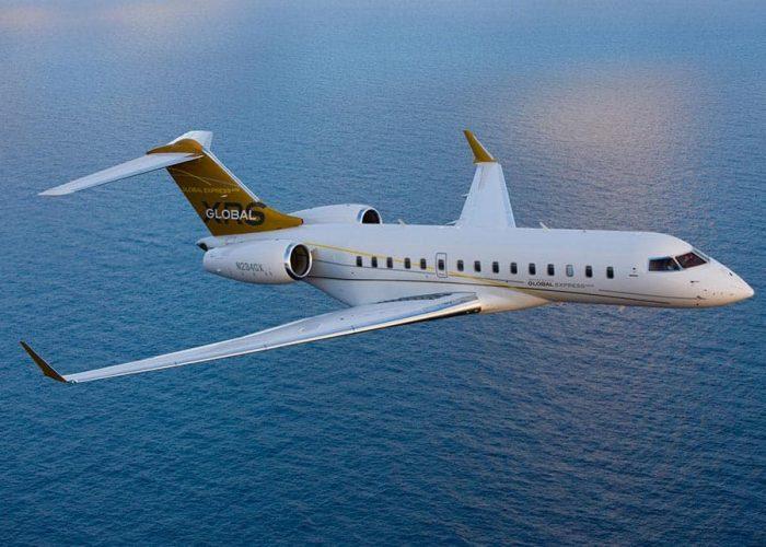 Bombardier Global XRS
