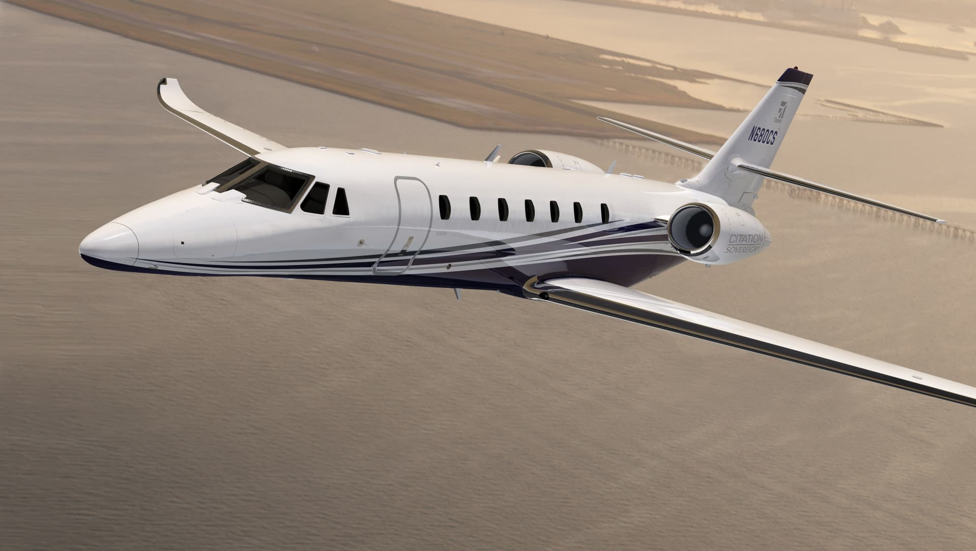 Cessna Citation Sovereign+ 2