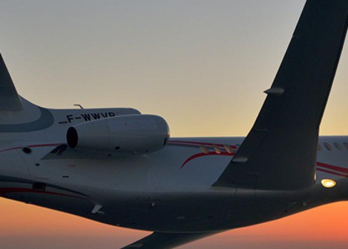 Dassault Falcon 7X 11