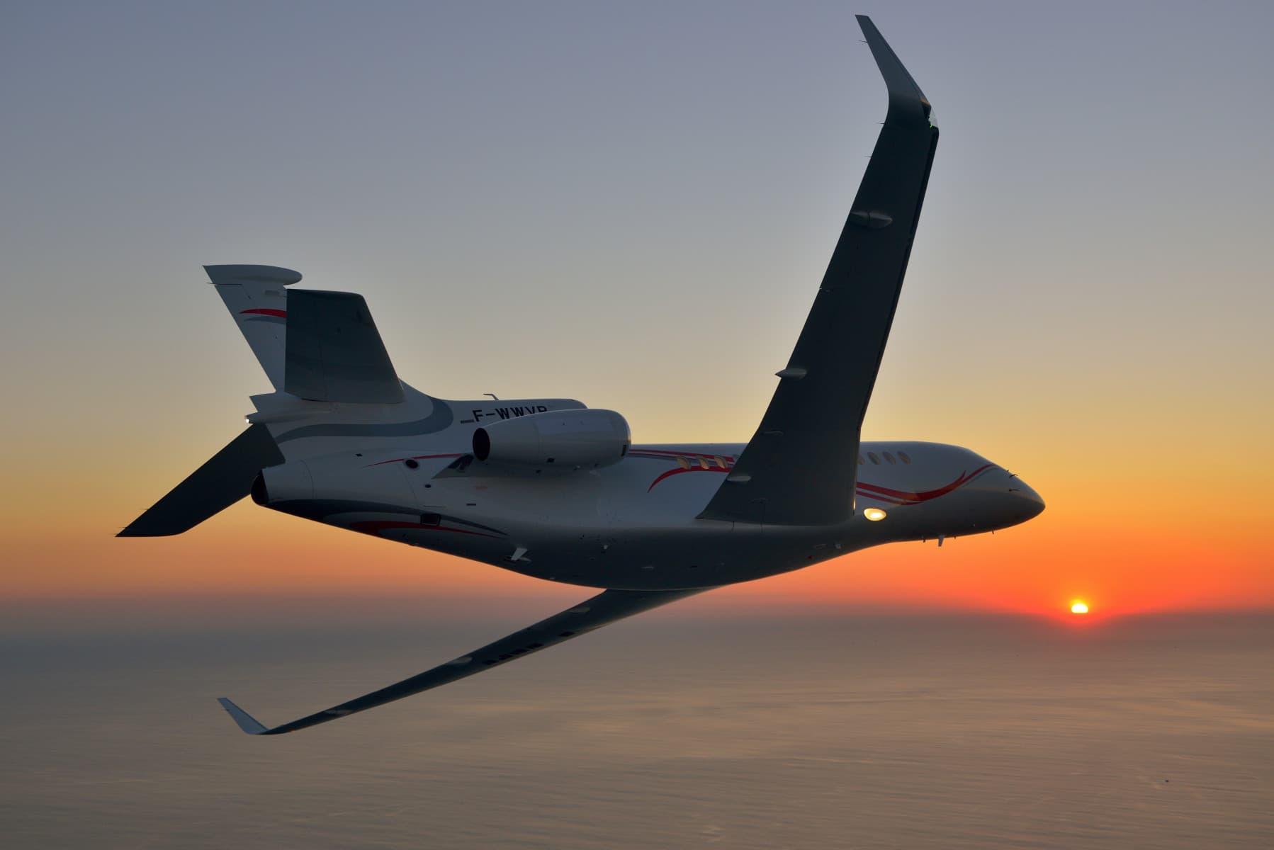 Dassault Falcon 7X 1