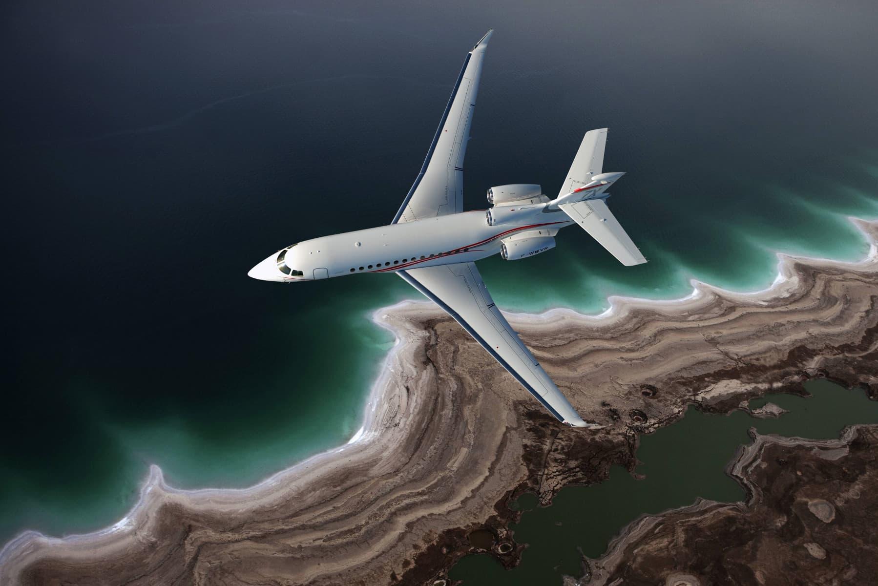 Dassault Falcon 7X 3
