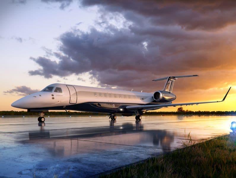 Embraer Legacy 650 5