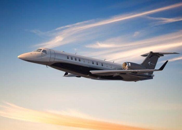 Embraer Legacy 650 6